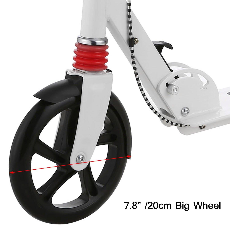 Amazon.com: Yuebo A2 - Patinete para adulto con ruedas ...