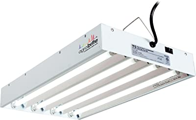 Hydrofarm Agrobrite Tube Grow Light System