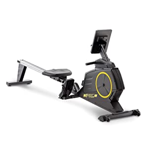 CIRCUIT FITNESS Deluxe Magnetic Rowing Machine