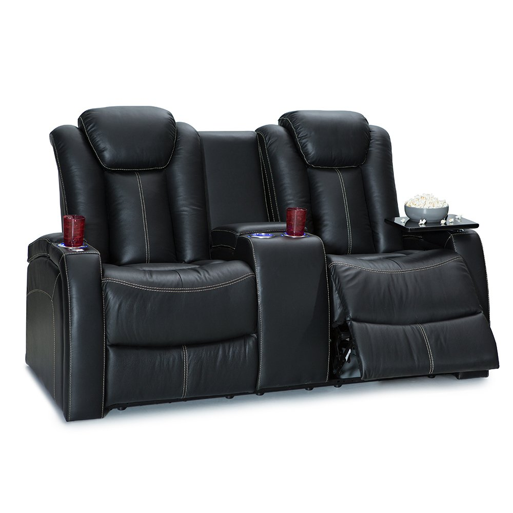 Seatcraft Republic Home Theater Seating Leather