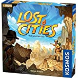 Thames & Kosmos Lost Cities - The Card Game