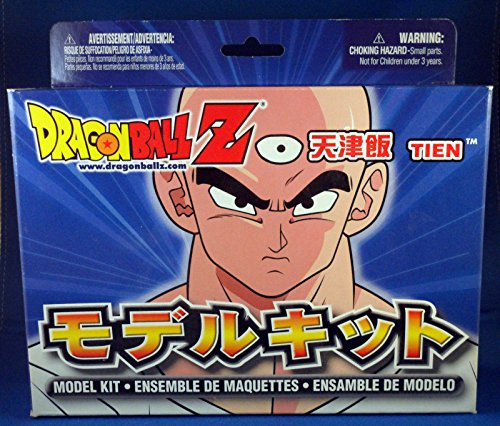Dragon ball Z TIEN Action Figure Snap Together Model Kit (2000 Irwin)]()