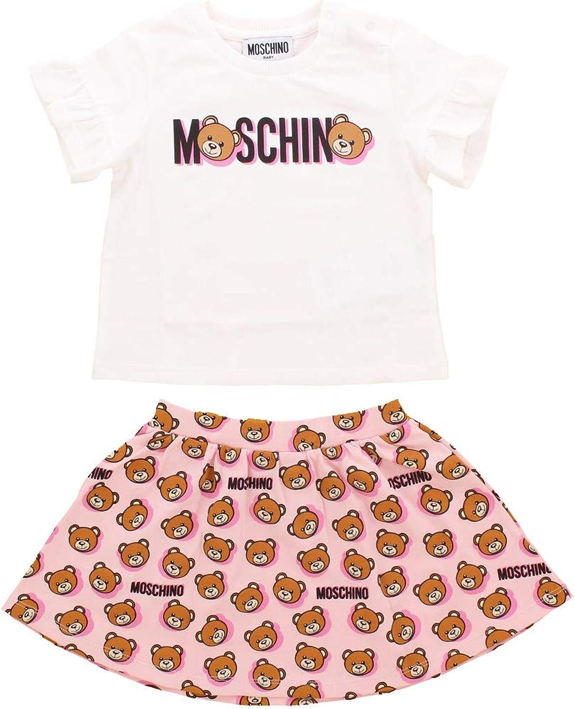 Moschino mdg000lbb26 T-Shirt Bambina