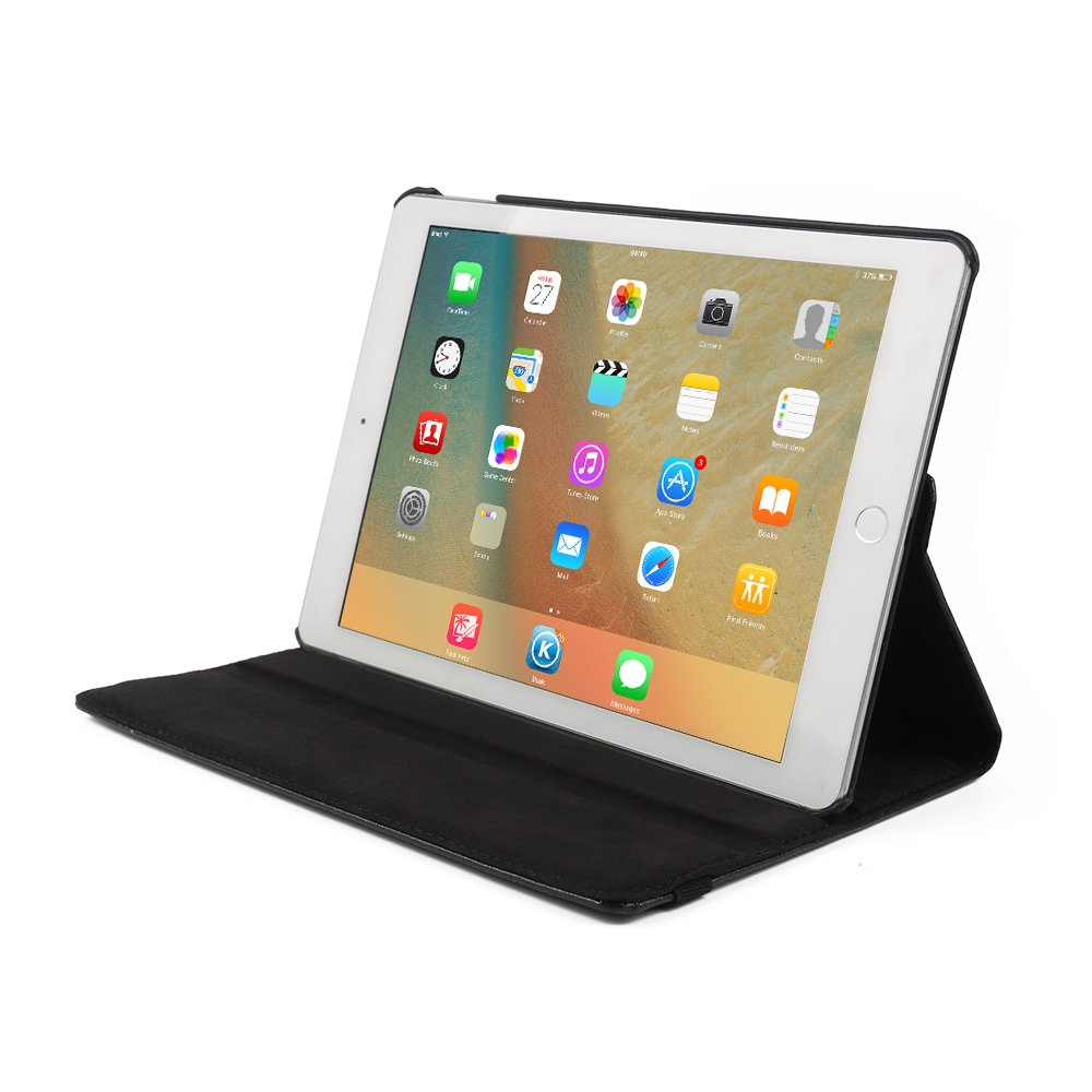 Pro 10.5 iPad Case,HuLorry Clear Smart Lightweight Cover Slim Sleeve 360 Degree Rotating Case Protection Rugged Protective Popular Cover for iPad Pro 10.5 inch Tablet