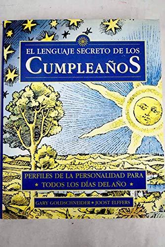 El lenguaje secreto de los cumpleaños: Amazon.es: Gary ...