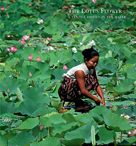 The Lotus Flower: A Textile Hidden in the -