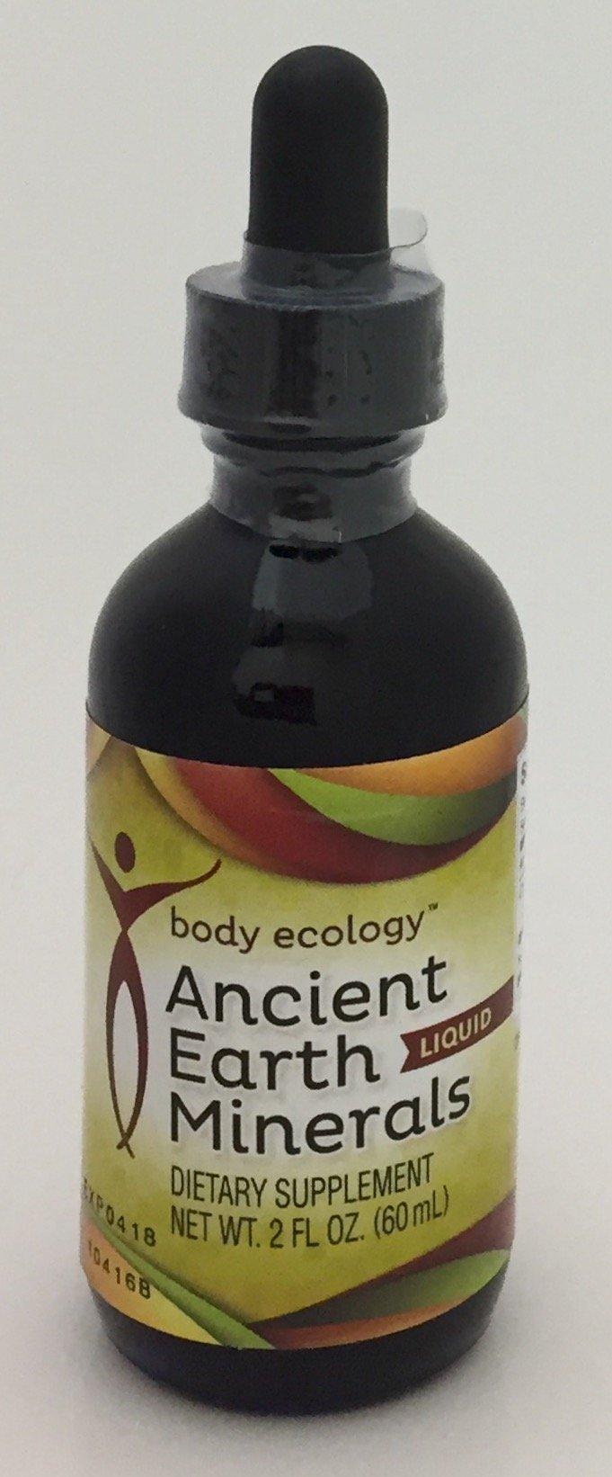 Ancient Earth Minerals Liquid 2oz
