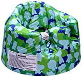 Bumbo B10082 Floor Seat Cover, Green Camouflage
