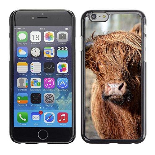 "Premio Sottile Slim Cassa Custodia Case Cover Shell // F00017646 taureau en colère // Apple iPhone 6 6S 6G 4.7"""