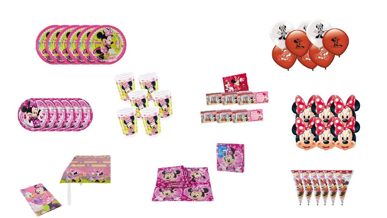 ALMACENESADAN 1047, Pack Fiesta y cumpleaños Disney Minnie ...