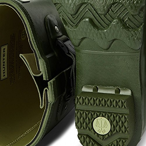 Hunter, Herren Stiefel Grün - Vintage Green
