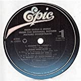 Various: Iron Eagle II Soundtrack LP NM Canada Epic 45006 RARE Promo