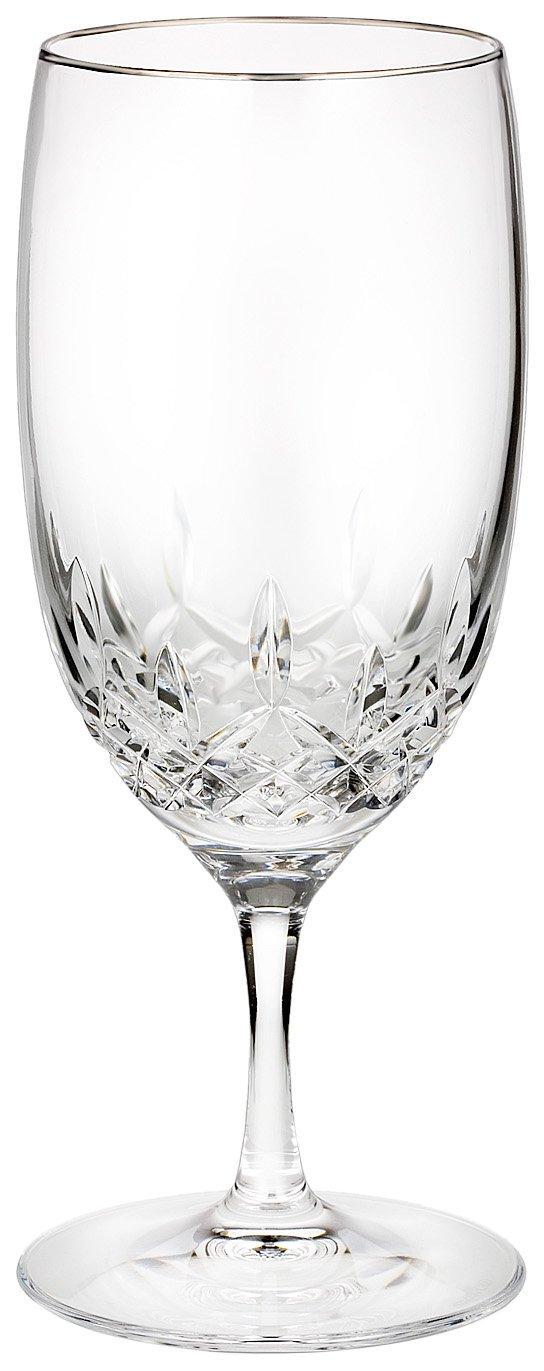 Waterford Lismore Essence Platinum Iced Beverage Waterford Crystal 154391