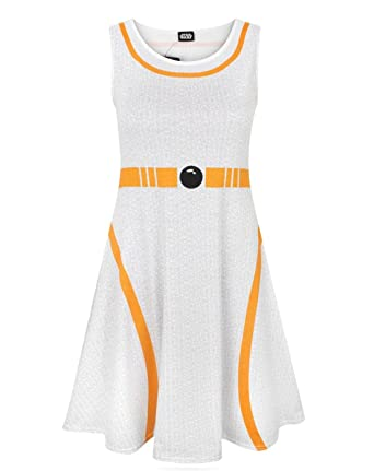 Wars Femmes M et Star Wars Vêtements Robe Star 1wwqHO8