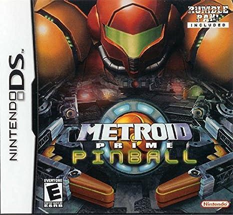 Nintendo Metroid Prime Pinball, NDS - Juego (NDS, Nintendo DS, Acción, Fuse Games, E (para todos)): Amazon.es: Videojuegos