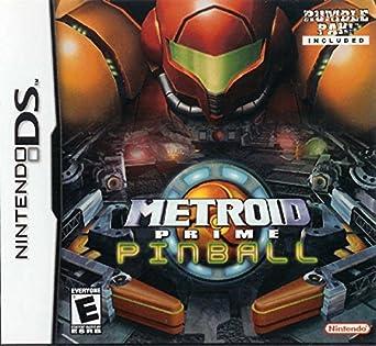 Nintendo Metroid Prime Pinball, NDS - Juego (NDS, Nintendo DS ...
