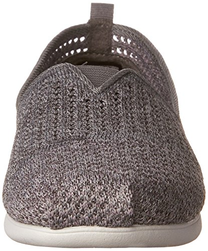 Espadrille Bobs Lite Skechers Plush By Cool multi be Synthétique Gray SS0qURBw