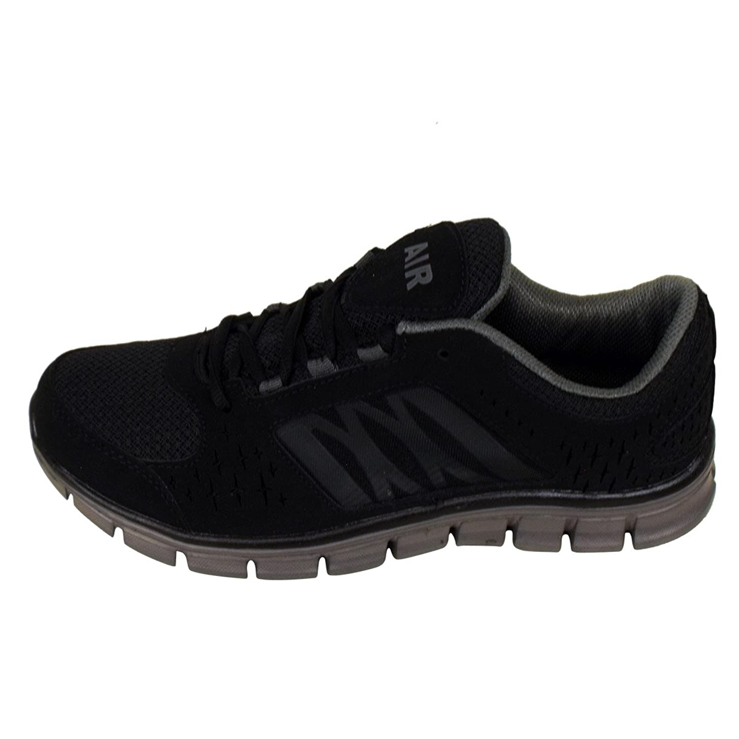 Mens Shock Absorbing Running Trainers Jogging Gym Fitness Trainer Shoe UK 7:  Amazon.co.uk: Shoes & Bags