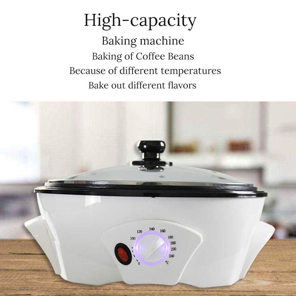thorityau M/áquina para tostar caf/é Tostador de caf/é Duradero M/áquina para tostadora de caf/é Panadero M/áquina para tostar caf/é el/éctrico