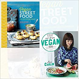 Vegan cookbook collection 2 books bundle vegan street food foodie vegan cookbook collection 2 books bundle vegan street food foodie travels from india to indonesia keep it vegan 100 simple healthy delicious dishes forumfinder Image collections