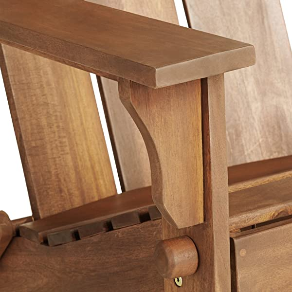 Modern Adirondack Rocking Chair