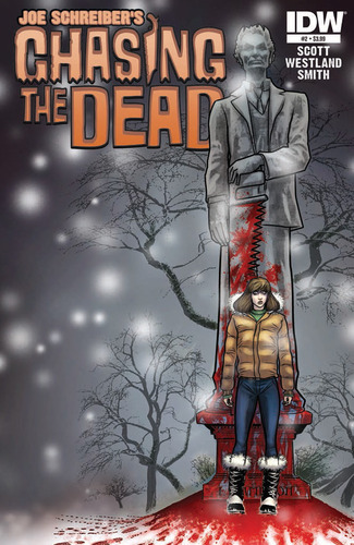 Download Chasing the Dead #2 (of 4) Comic Book - IDW pdf epub