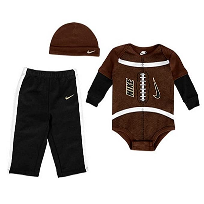 5651730eb312d Nike Red Baby Boy's Striped Referee Outfit Set
