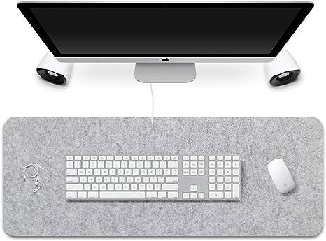Large Felt Gaming Mouse Pad Office Keyboard Mat Mousepad Desk Long Wide Mat New