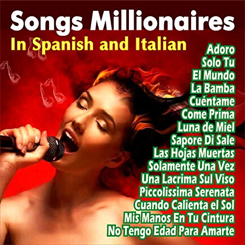 Varios Artistas Stream or buy for $18.98 · Songs Millionaires . In Spanis.