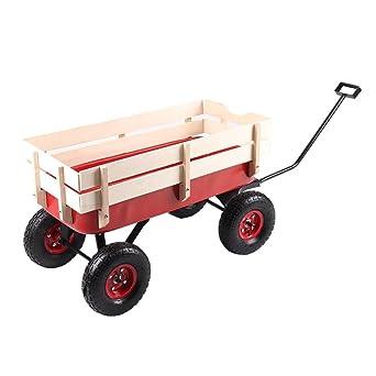 Herramienta de jardín para el aire libre, carrito de carrito de carrito de carrito para