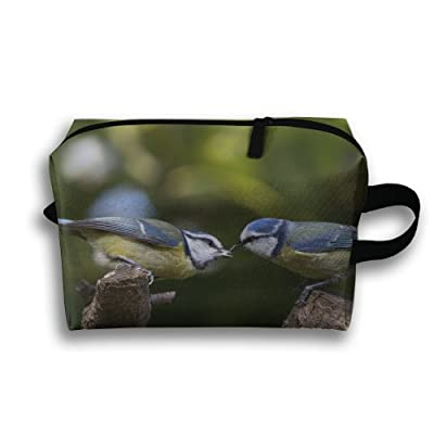7be139ef4d09 Songbird Menagerie Unisex Fashion Travel Bag Portable Toiletry Bag  Organizer Storage good