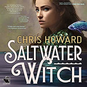 Saltwater Witch Audiobook