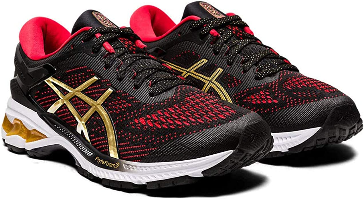 ASICS Gel-Kayano 26 Womens Zapatillas para Correr - SS20-42.5: Amazon.es: Zapatos y complementos