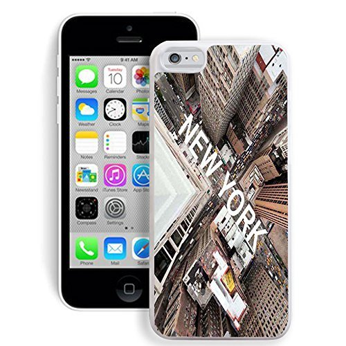 Case for Iphone,Dseason Iphone 5C Hard Case **NEW** High Quality Unique Design christian quotes new york