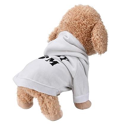b18f59e6f432 Amazon.com   Duseedik Puppy Clothes