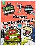Dino Supersaurios Colorear (Dino Supersaurus) (Spanish Edition)