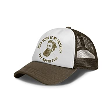 a73b3fa4f The North Face John Muir is My Homeboy Photobomb Mesh Trucker Cap ...