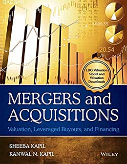 Amazon mergers and acquisitions valuation leveraged buyouts mergers and acquisitions valuation leveraged buyouts and financing by sheeba kapil kanwal fandeluxe Image collections
