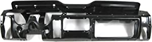 Golden Star Auto DP20-67SS Dash Panel Assembly Steel w/Knee Pad Holes Dash Panel Assembly