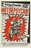 Motor Psycho 1965 Movie Poster Masterprint (11 x 17)