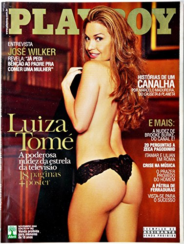 playboy-brazil-magazine-luiza-tom-november-2004