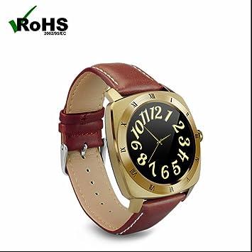 Monitores de actividad Reloj sport Pulsera Deportiva con podómetro Pulsómetro impermeable Smartwatch Reloj sport Recordatorio Llamada