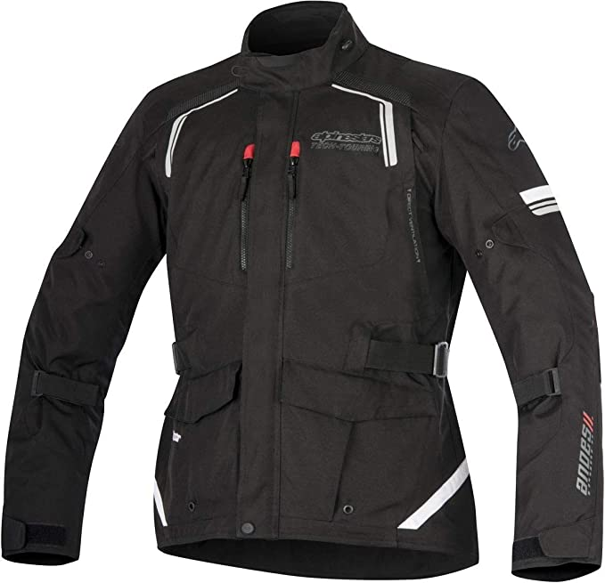 Alpinestars Andes v2 Drystar Jacket (Large) (Military Green/Black/RED)