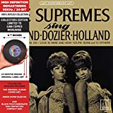 Sing Holland Dozier Holland - Cardboard Sleeve - High-Definition CD Deluxe Vinyl Replica - IMPORT