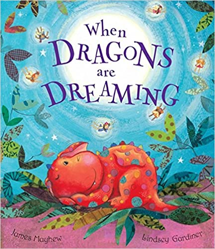 Book When Dragons Are Dreaming