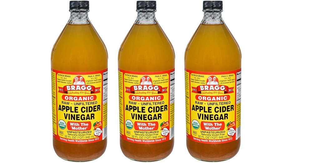 Bragg, Apple Cider Vinegar, 32 oz (3 Pack)
