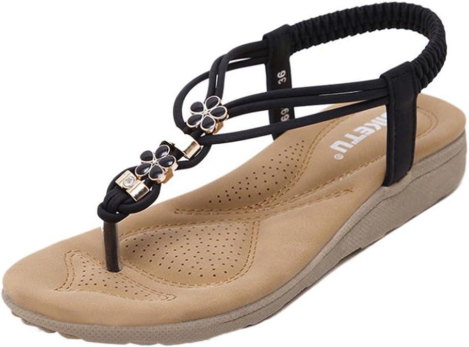 ea214bb24 DENER Women Ladies Girls Summer Flat Sandals