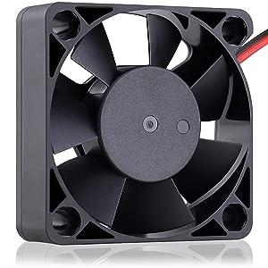 GDSTIME 5015 50mm x 50mm x 15mm 12V Dc Brushless Cooling Fan