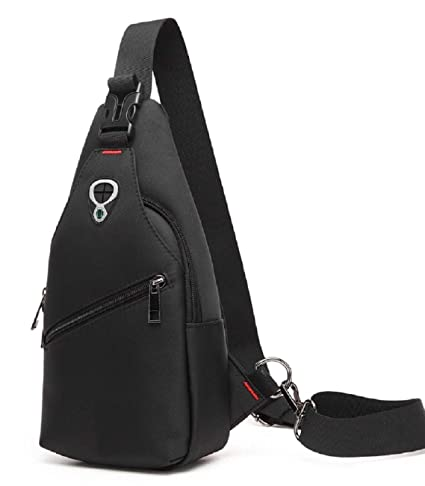 c832150bd9d682 ARCTIC HUNTER Sling Bag Chest Pack Shoulder Cross Body Hiking Daypack  (Black): Amazon.in: Bags, Wallets & Luggage