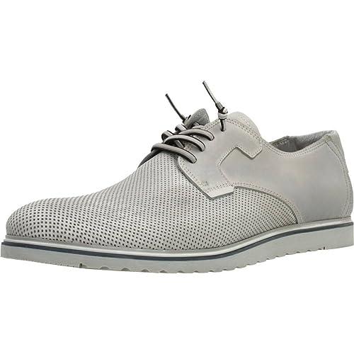 1cf80ffcc0f Modelo Zapatos para Hombre C1144 Gris Marca Cetti Zapatos para ...